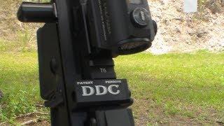 Devil Dog Concepts: Side Charging Handle for M-4/AR-15