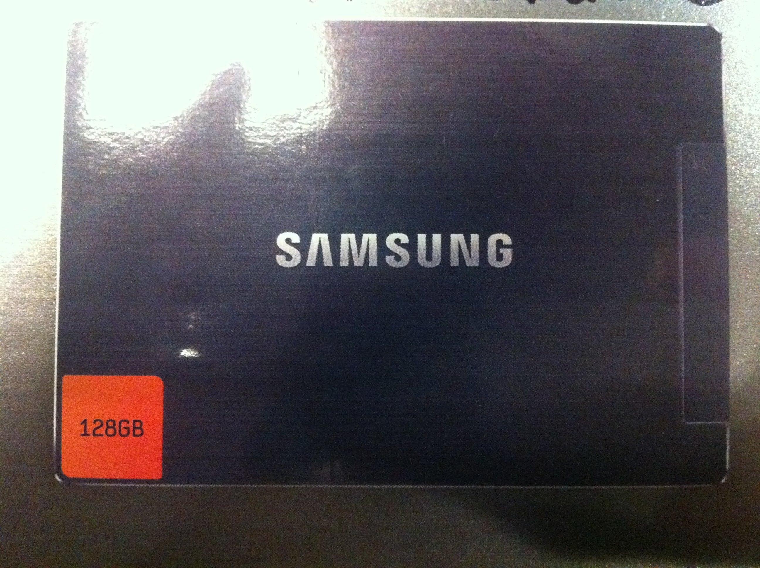 Samsung 830 Series, 128GB AS SSD Benchmark, SATA II