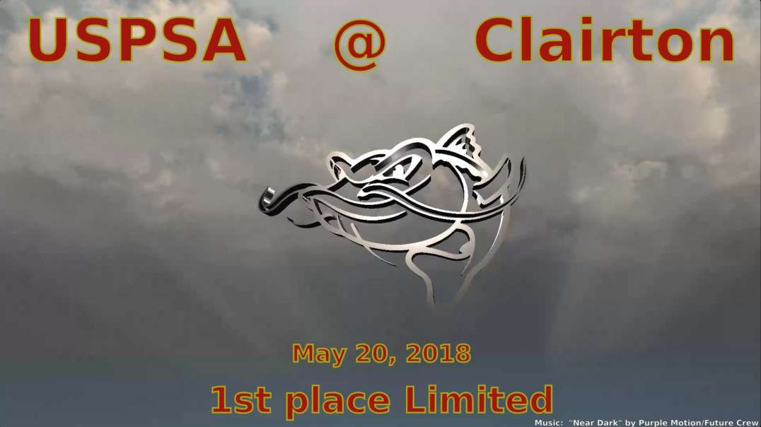 USPSA @ Clairton - May 20, 2018 - Limited