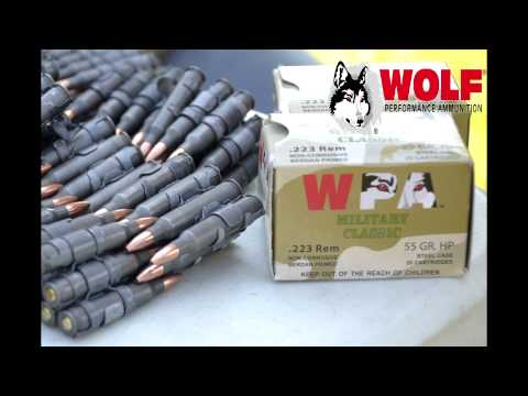 Wolf Shot Show Booth Showcase Video