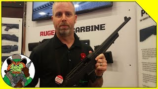 Ruger PC9 Carbine - Ruger Booth At NRA Annual Meeting 2018 #NRAAM2018