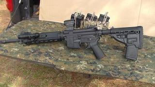 FAB Defense  GL-MAG Rear Stock