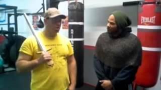Sword and Shield Training at Pocono Gym - Part 1