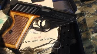 Mauser HSc : Provided by Big Daddy Guns