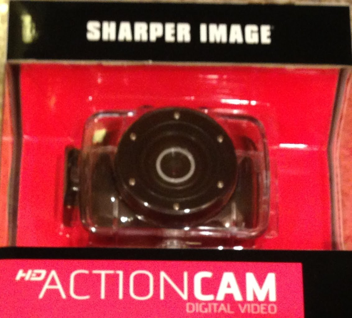 Shaper Image HD Action Camera Review (SVC350)