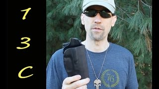 Enhanced OWB Holster from Chi-Town Tactical and thoughts on Plate carrier / war belt carry