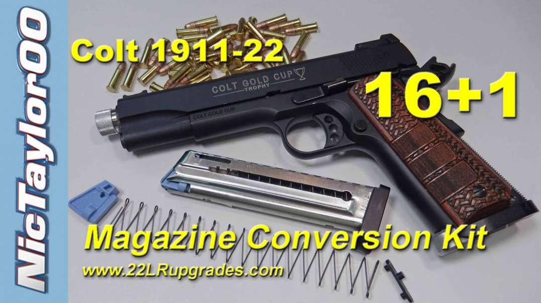 Colt 1911-22 High Capacity Magazine 16+1