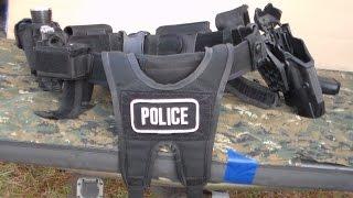 Tactical Tailor Duty Belt Suspenders Part II
