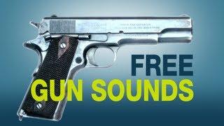 Free Gun Shot Sound Effects | Royalty Free