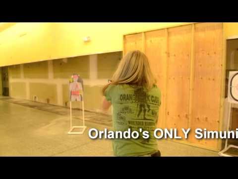 Simunition Training in Orlando