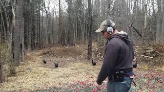 360° Pistol Training using the CAR Method