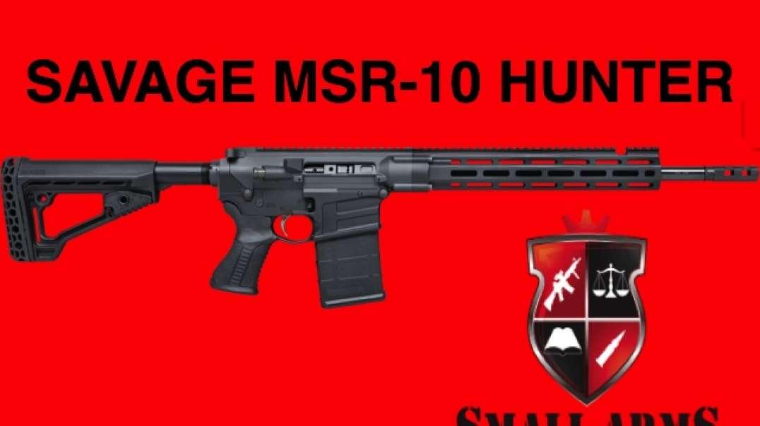 Savage MSR-10 Hunter .308 WIN