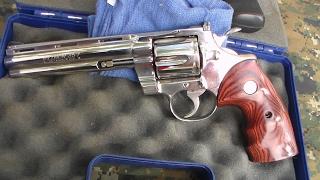 Colt Python: Best Revolver Ever ? : Provided by Big Daddy Guns