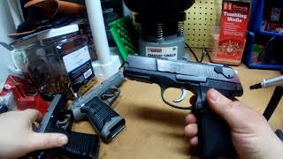 Ruger P-series. Featuring the p345