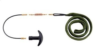 Raiseek 9mm .357 Mag Bore Cleaner/Bore Snake!