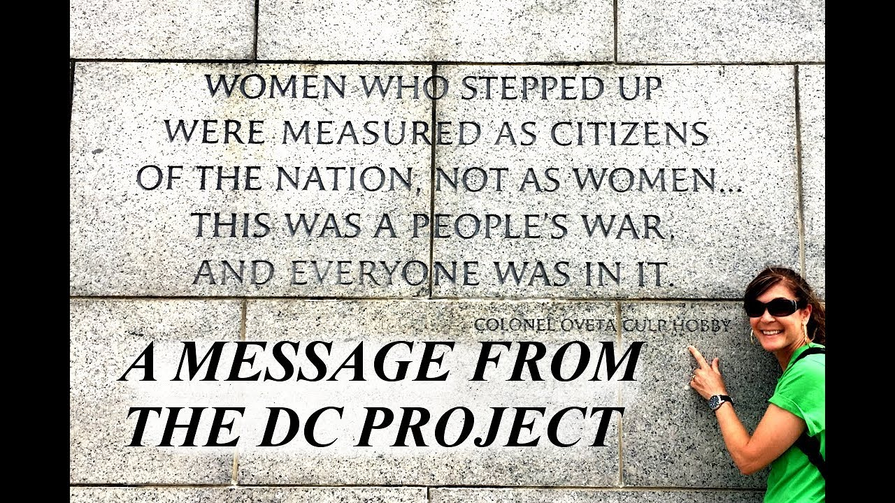 The DC Project Message