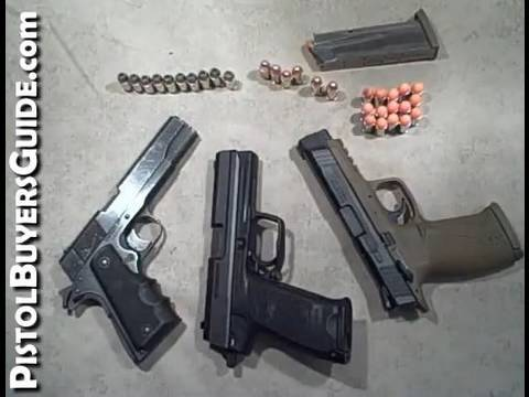 What Pistol to Buy? Single Action, Double Action or DAO