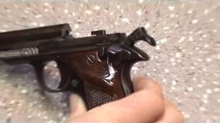 Star Firearms  F series .22lr project pt.2 Thumb Safety fix