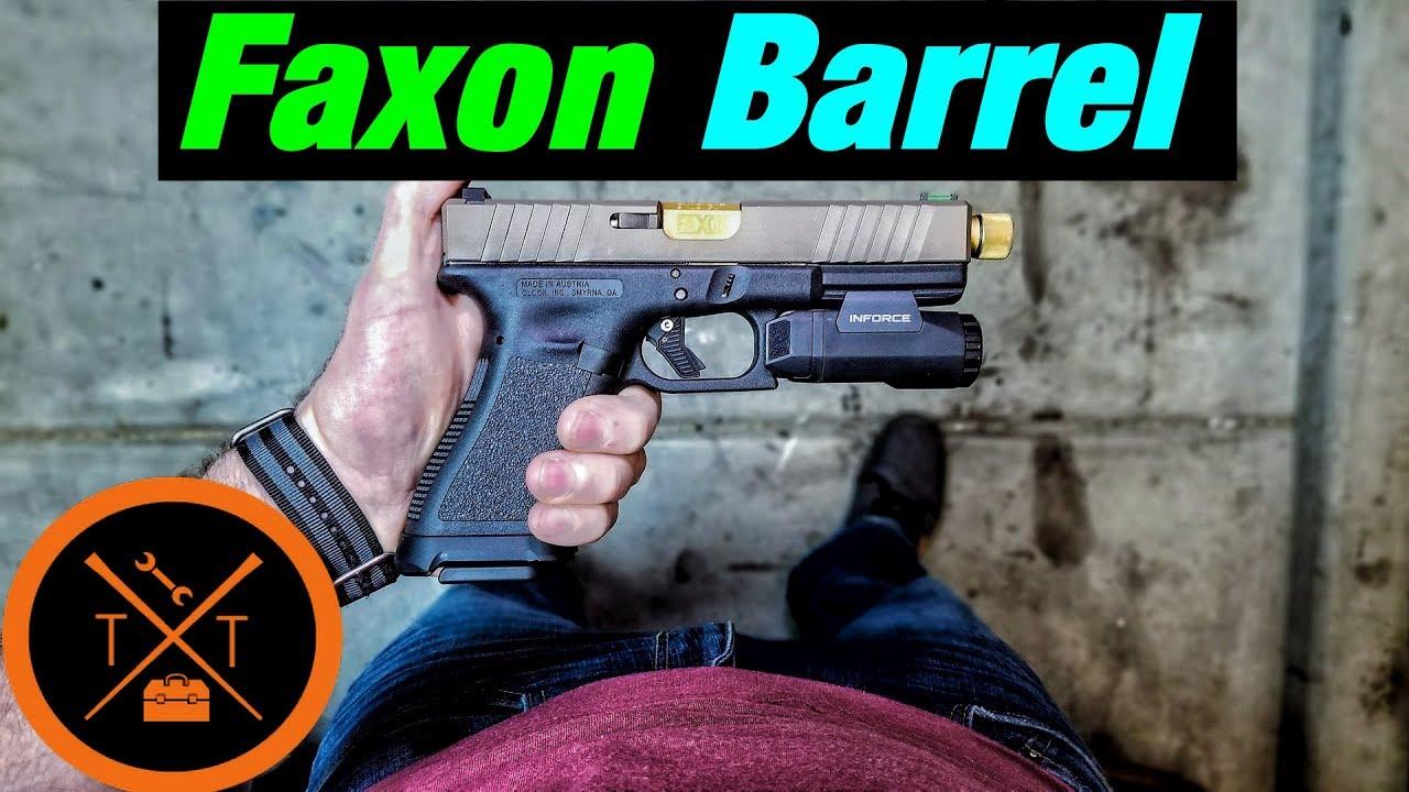 Gun Industry's DIRTY SECRET about Custom Glock Barrels (COUPON)