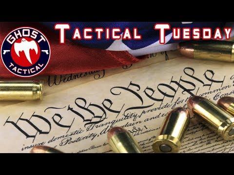 Tactical Tuesday #17:  2A Capitol Rally Recap, Tulsa Gun Show, Self/Home Defense Cache on a Budget