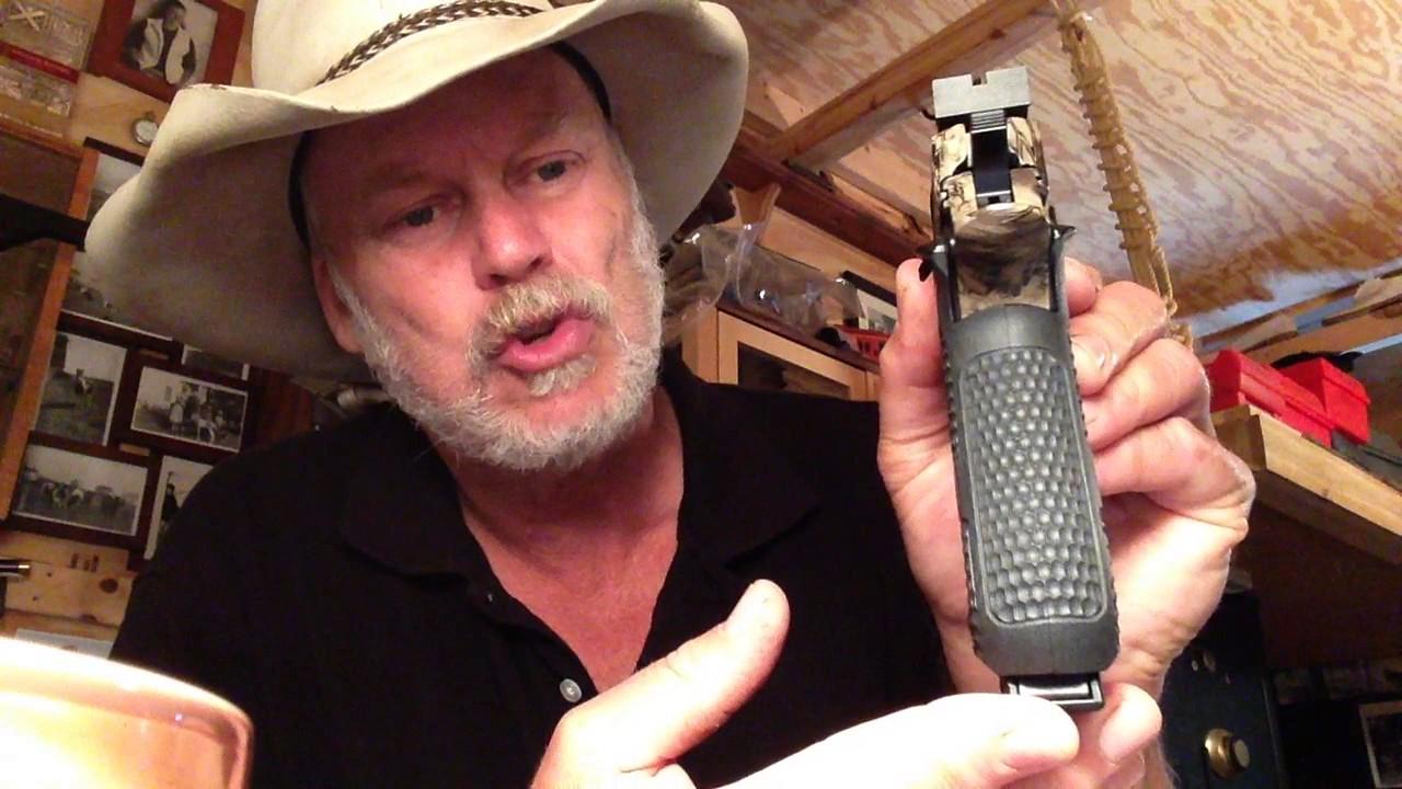 Sig Sauer P220 10mm G10 Grips