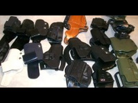 What Holster to Buy? Kydex Holsters