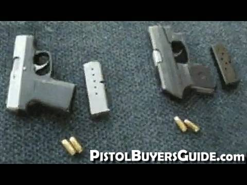 Shooting the Kahr P380 and the Ruger LCP