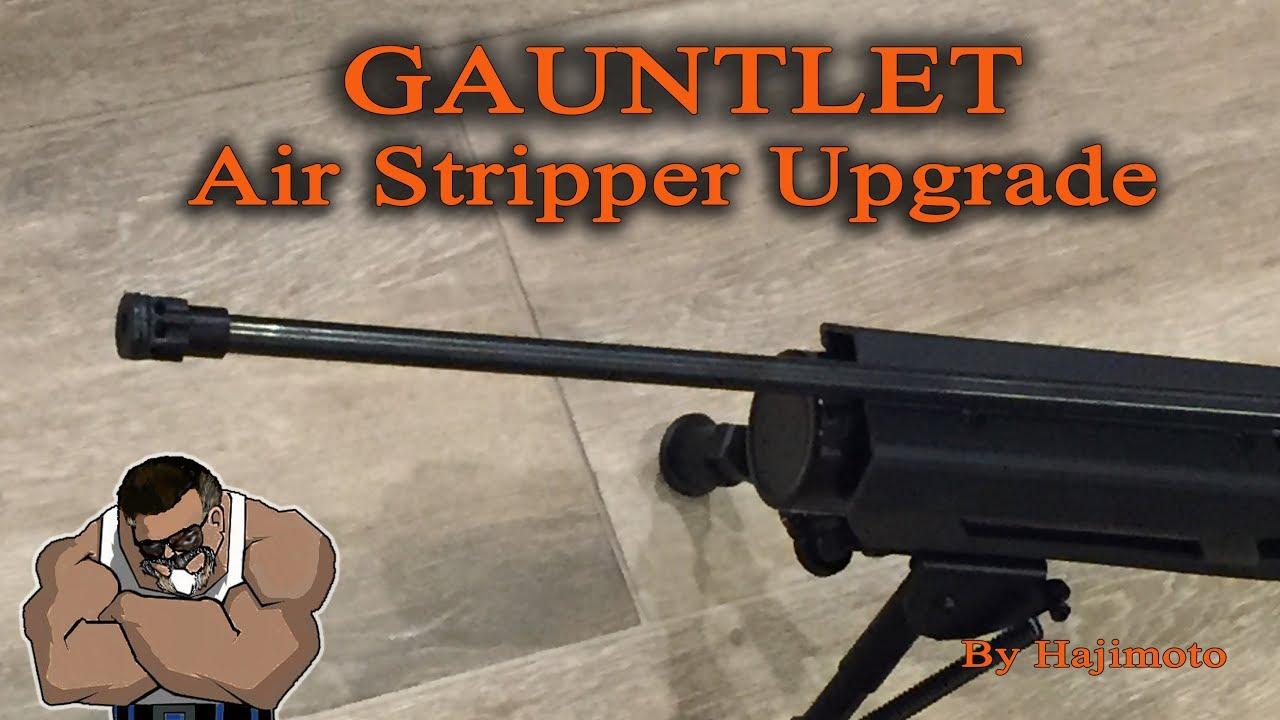 Umarex Gauntlet: Air Stripper Upgrade