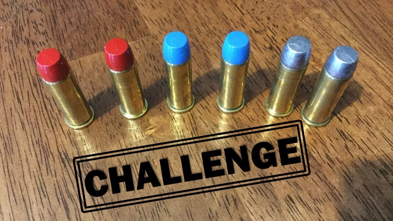 A Challenge for All YouTube Reloading and Firearms Channels!