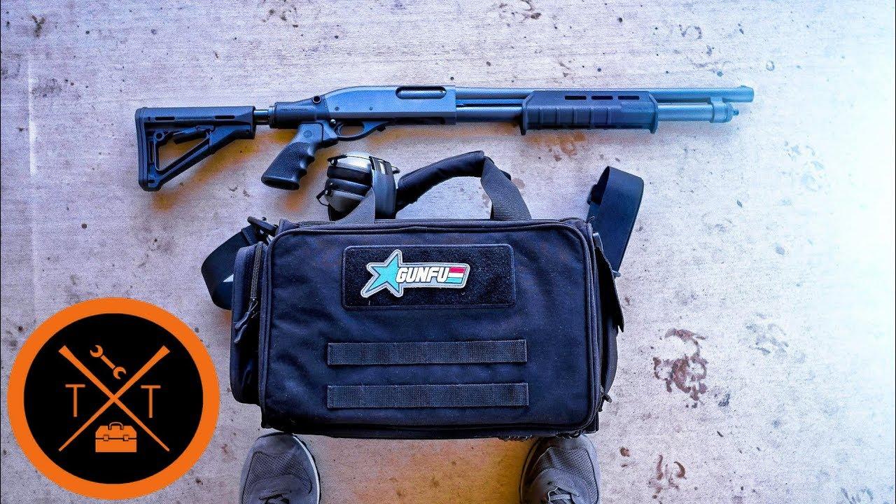 Range Bags For Handguns // (EPIC COUPON)