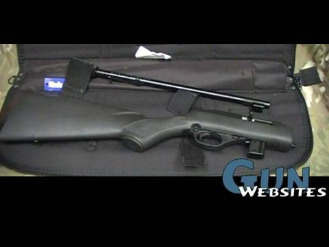 Marlin .22 Papoose Breakdown Camp Rifle