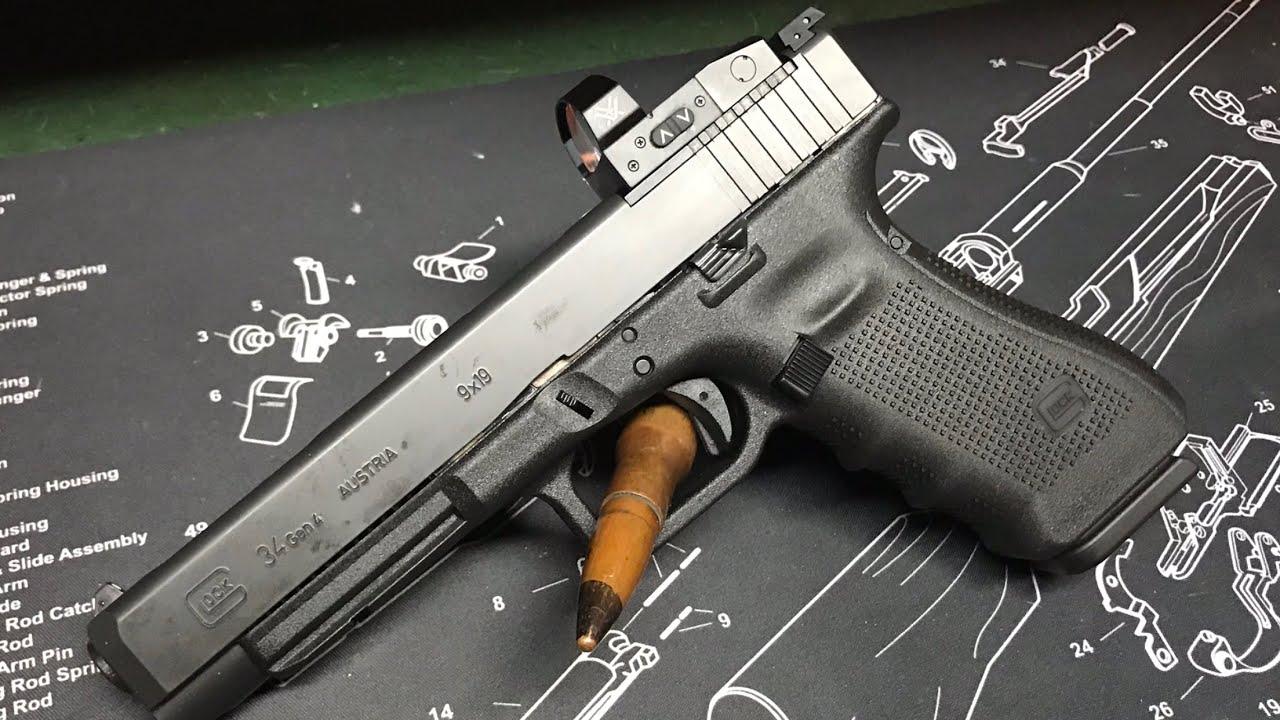 Glock 34 Gen4 MOS mount install/issues