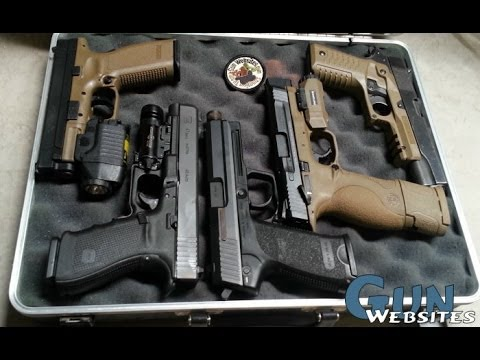 Best .45acp Polymer Pistol XD45, Glock 40, HK USP, Smith Wesson MP45 and 1911 - Which is Top 45acp?