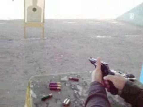 Shooting a Judge & COP