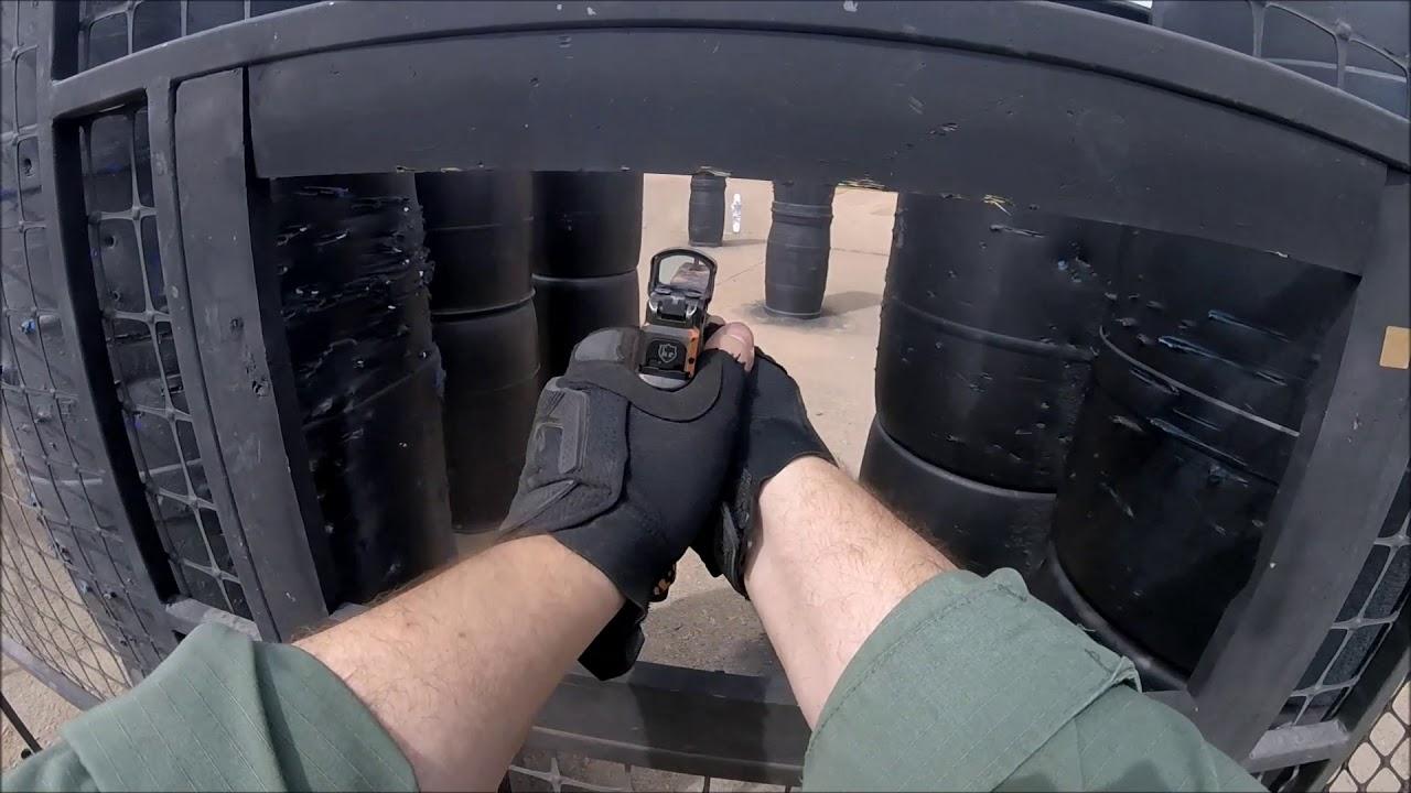 Superstition Mountain Mystery 3 Gun 2018-Day 1