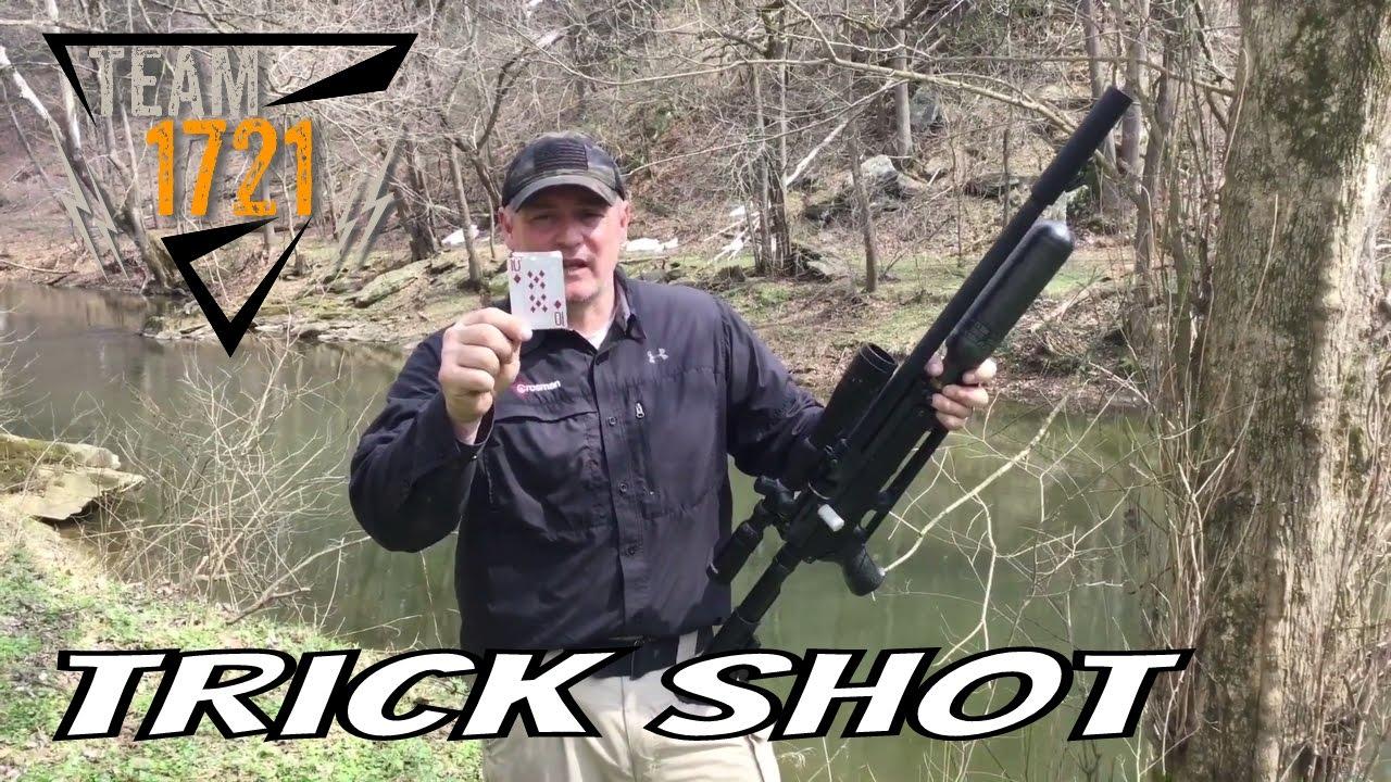 30 Cal Flex Water Ricochet Shot