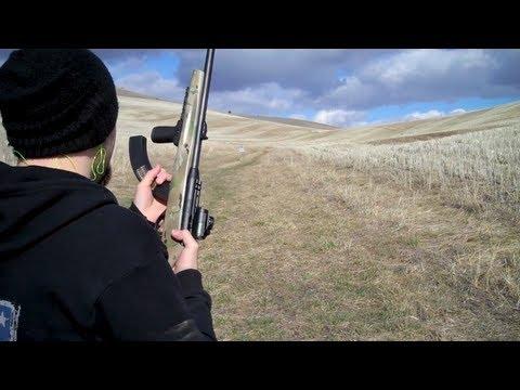 Shooting :: Glock 23 / Storm Lake barrel / Remington 597