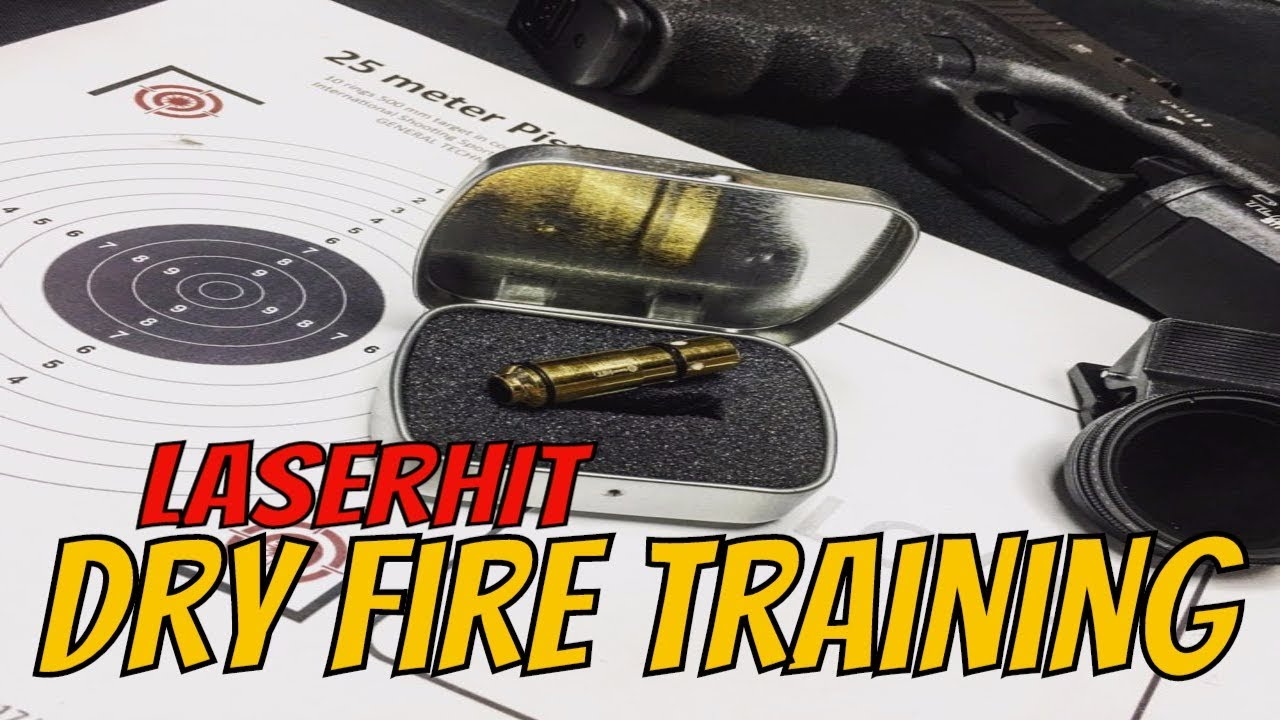 LaserHIT Dry Fire Training System