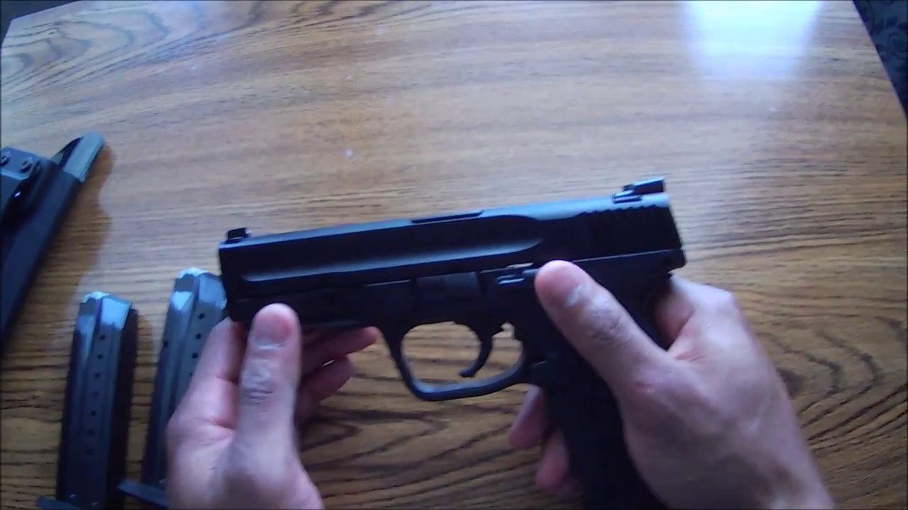 M&P 2.0 Problem Failure to Feed
