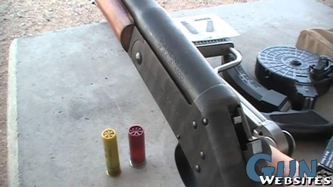 12 gauge to 20g to .410 to .22lr Shotgun Adapters
