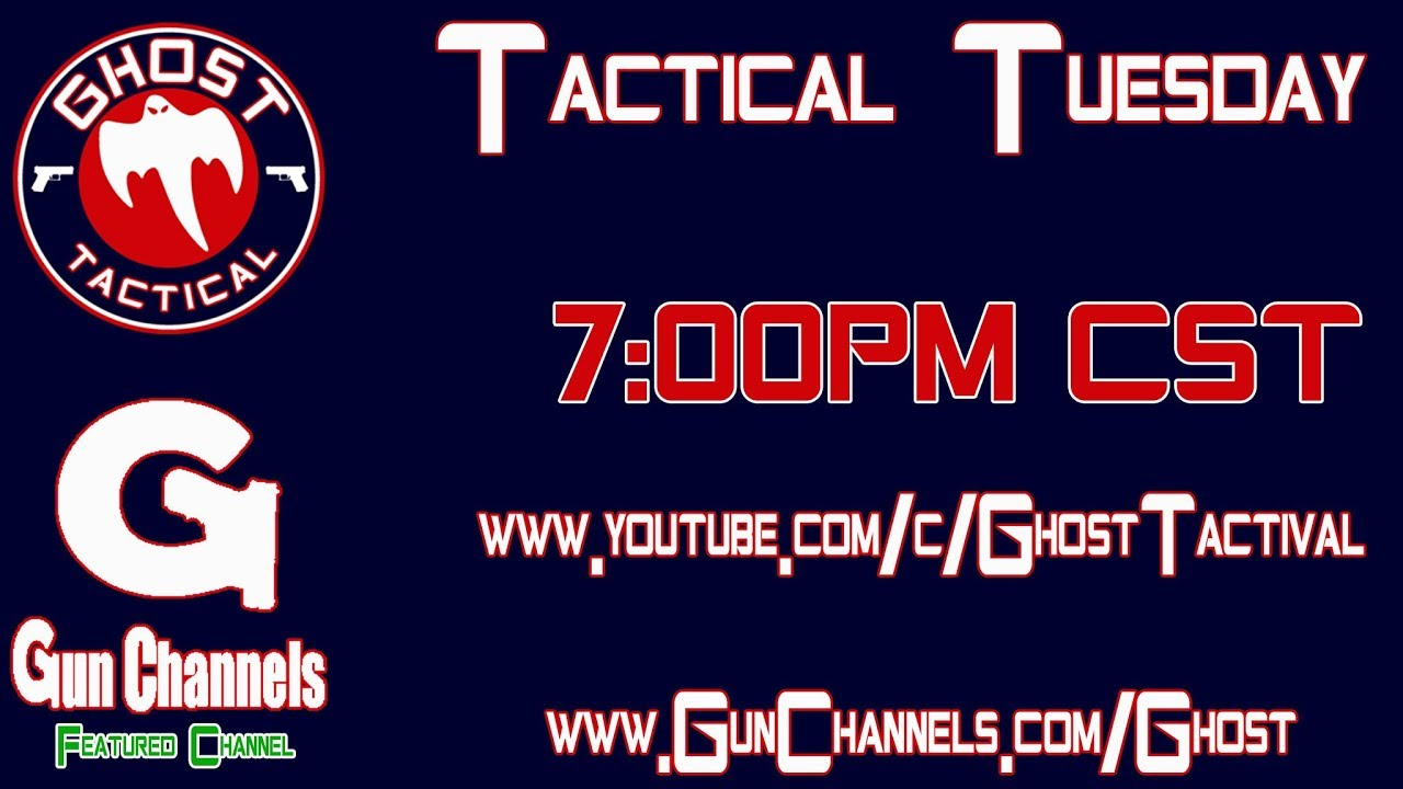 Satuday Night Live Lobby:  Gun Channels Lobby Chat 11/18/2017