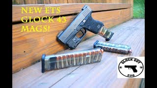 Finally, Aftermarket Mags For The GLOCK 43!