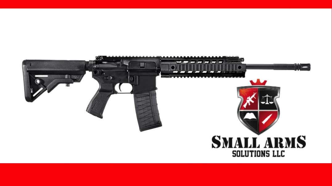 Sig 516 Gen 2 Patrol Rifle