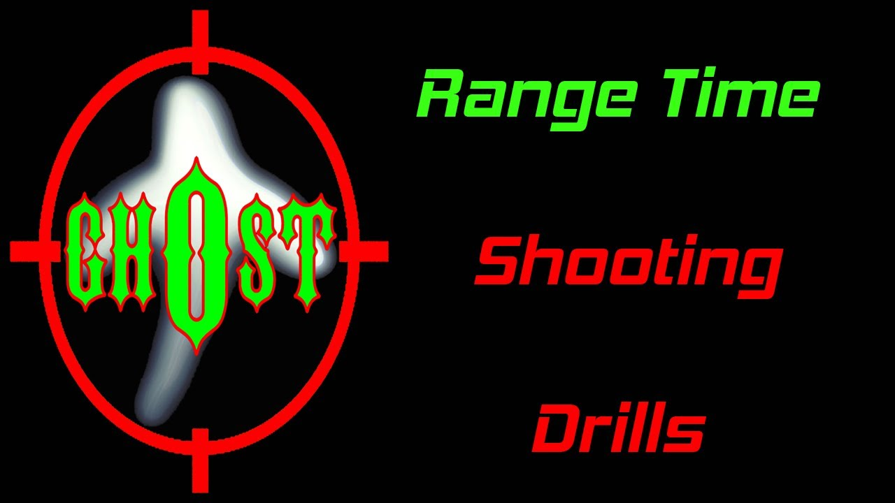 Range Time:  IDPA Pistol Shooting Drills and Practice Drills
