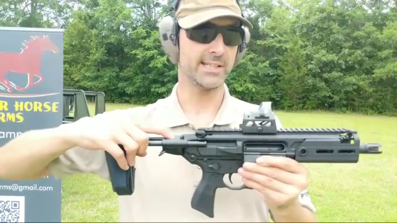 Sig Sauer MCX Rattler And Romeo 3 Sight  Preview