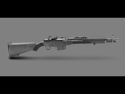 This is my Rifle SOCOM 16