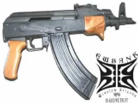 Shooting the Ewbank Mini AK47 Pistol
