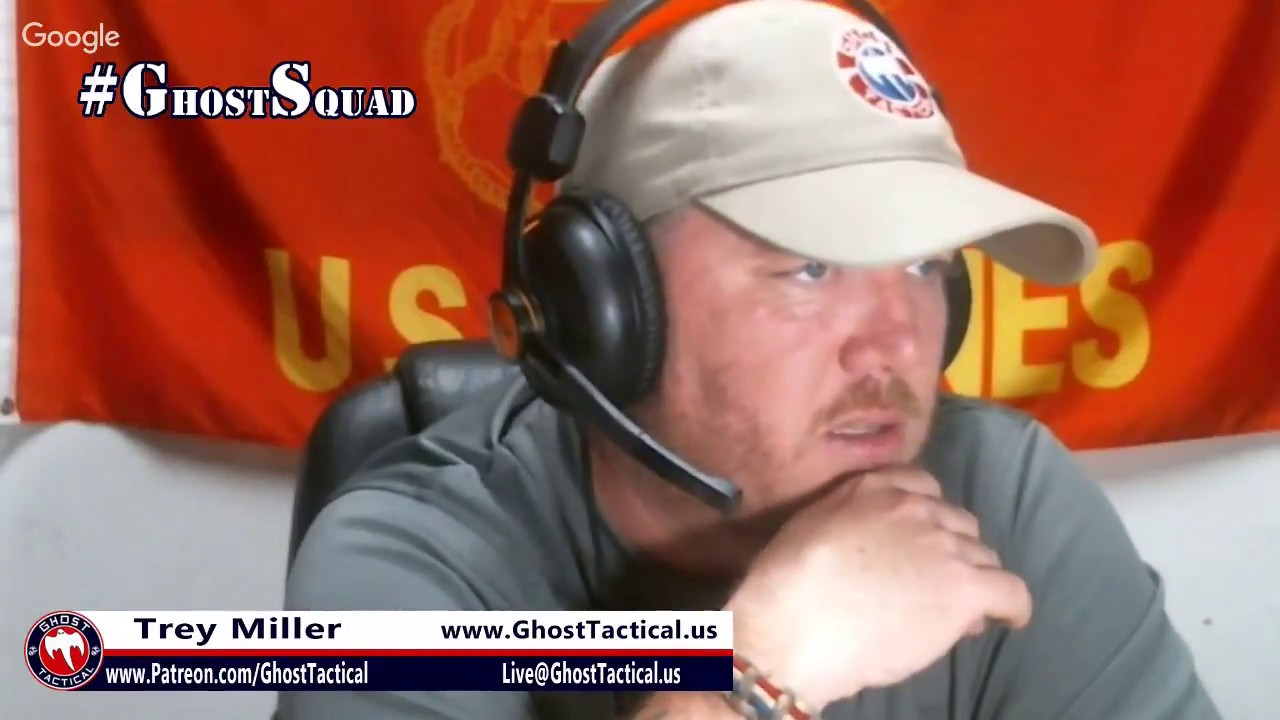 Ghost Live:  SHTF Arsenal, ATF Changing Definition of Machine Gun, Gun Show Loophole Tour Update