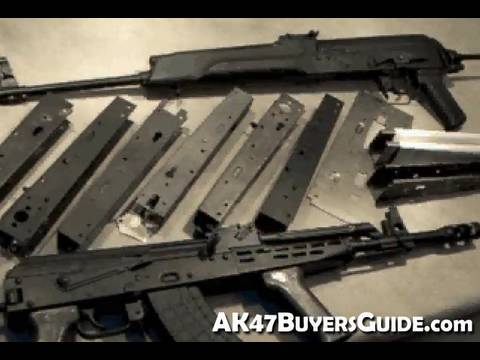 AK47 Stamped Receiver Review