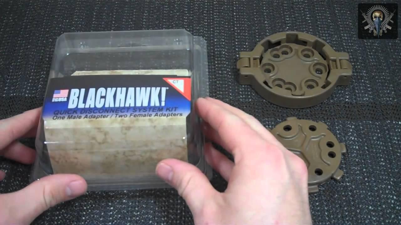 Blackhawks Quick Disconnet Kit